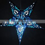 Wholesale Moroccan Handicraft Paper Star Lamp