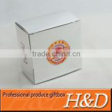 foldable paper gift box with competitive price