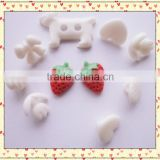 Resin craft button for kids handicraft making, decorate kids clothes