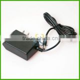 Wholesale US/EU DC 12V 1A Power Supply Adapter for CCTV Security Cameras 5.5mm*2.5mm Tip