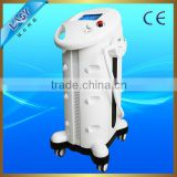 Wrinkle Removal E-light (IPL+RF) Beauty Skin Rejuvenation Salon Equipment For Hair Removal 1800W