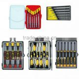 TOP PSS-005 Professional electric Precision screwdriver , Precision screwdriver set ( plastic box packing)
