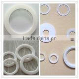 PTFE wear rings gasket ,teflon flat gasket /washer                                                                         Quality Choice