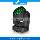 low price wedding led light bee eye led wash moving head light led beam zoom moving head