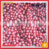 Iqf Frozen Organic Wild Lingonberry Berry Fruit