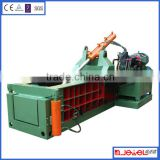 CE certificate more than 20 years factory supply high quality hydraulic scrap metal balers for sale