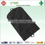 Disposable Black PP Nonwoven Suit Cover Bag
