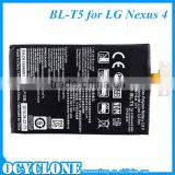 For LG Nexus 4 E960 E975 E973 E970F180 BL-T5 Genuine Battery 2100mah