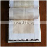 Anti-static sheer fire retardant hotel window screen curtain XJSY 0226