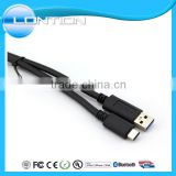 Qualified factory price USB 3.1 type C to USB 3.0 A male cable for Samsung S6 Note 5 Nokia N1 Le Pro Ma OnePlus 2 ZUK Z1 Lumia