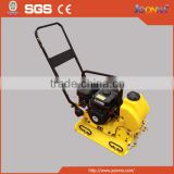BEST seller!! 30KN vibrating hand double-way concrete plate sand compactor with HONDA engine