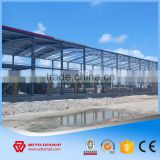 ADTO Manufacturer Hot Sale Steel Structure Fabrication Warehouse Pre-engineering Structural Building Prefabricated Construction