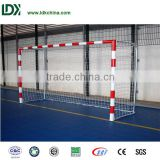 2015 Hot sale aluminum handball goal sports equipment