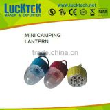 8pcs LED mini camping lantern