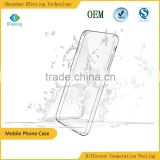 Newest Clear PC Back Hybrid Slim Hard TPU Case For Iphone                                                                         Quality Choice