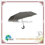 Hot sell auto open and close 3 folding umbrella                                                                         Quality Choice