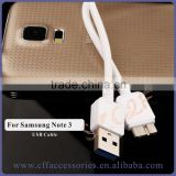 Cell Phone USD Cable For Samsung Galaxy S5 Note3 Fast Charging Data Sync Cable USB 3.0