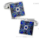 Fashionable Gothic style new exquisite Cufflinks, beautiful and fancy cloth cufflinks