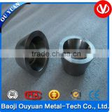 99.95% temperature molybdenum crucible for sapphire