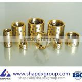 Good bushing material,steel copper or bronze bushing iron bushes, mild steel bush with zinc plated