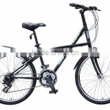 AiBIKE - BIG DOLPHIN - 24 inch 24 speed urban bike