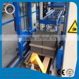 Henan Better concrete international block machines automatic clay brick manufacturing plant QT4-15