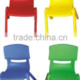 China Feiyou Amusement Factory Classic chair for preschool kids LLDPE plastic desk and chair, kindergarten furniture