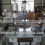 under cap aerosol filling machine for R134a with 1000g