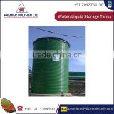 High Tensile Strength Liquid Storage Tank for Acidic Chemicals/Solvents