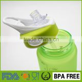 plastic Eco-Friendly sports water bottle for electric bike