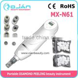The latest selling portable multifunction Diamond peeling home portable micro dermabrasion beauty machine