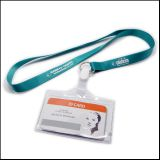 Printed customize logo polyester and nylon lanyards for promotion