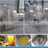 800kg/h Stainless Steel Passion Fruit Juice Extractor, Passion Fruit Juice Extractor Machine