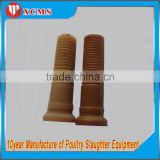Made in china chicken plucker fingers /rubber plucker finger for chicken plucker/ chicken plucker / poultry farm equipment