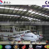 Prefabricated buildings/Steel structure car garage,carport,aircraft garage(JW-16116)