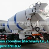 Concrete Truck Mixer 6*4 with Delong Chassis From Shaanxi Automobile Group