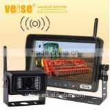 Wireless Farm CCTV Camera System Suitable for Trailer, Car, Truck, Bus, SUV, Motorhome, Boat