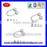 Dongguan Stainless Steel Decorative Balls for Body Jewelry