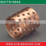 Bearing WB802 6030 Copper Alloy CuSn9P0.6 / oil hole film CuSn8P CuSn6.5P FB090 FB091 FB092 FB094 FB09G DYB900 Bronze Bushing