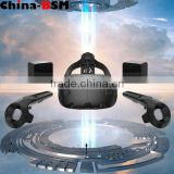 New Design 3D VR Glasses Virtual Reality Headset,ABS Plastic Excellent Visual 3D VR Box VR