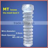 "China made galvanized farm wire fence(hot sale) from "" The Home Town of Wire Mesh"""