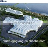 GRC Exterior wall decorative component moulding building project