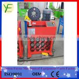 hydraulic hose crimper tools hydraulic hose crimping machine with CE and ISO9001