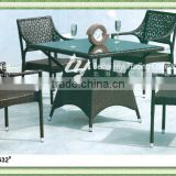 Man-made PE Rattan Round Table Outdoor Furniture