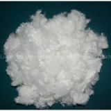 hollow conjugated 15d*64mm HC raw white  recycled polyester staple fiber(PSF) from China