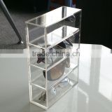 Cheap Transparent Arcylic Sunglasses Eyewear Display Drawers Case