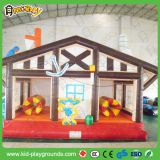 Factory price Inflatable bounce houses, banners kids jumping house, bounce house to purchase