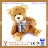 2016 New arrival toy for kids stuffed plush teddy bear /plush musical christmas bear toy