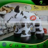 Guangzhou Custom Giant Inflatable Cow, Advertising Promotion Inflatable Model, Inflatable Cow Costume