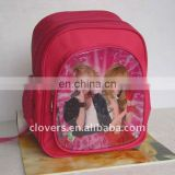 school bags cartoon printing
